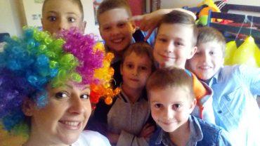Urodziny Bartusia w Lusinie – 13.05.2017